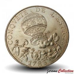 FRANCE - PIECE de 10 Francs - Conquête de l'Espace - 1983 - Tranche B Km#952