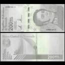 VENEZUELA - Billet de 200000 Bolivares - Mausolée de Simón Bolívar - 2020