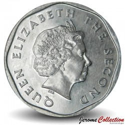 CARAIBE ORIENTALE - PIECE de 5 Cents - 2008