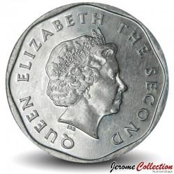 CARAIBE ORIENTALE - PIECE de 1 Cent - 2008