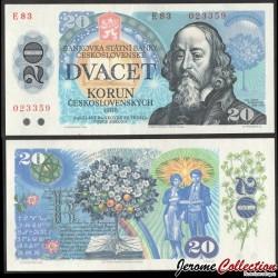 SLOVAQUIE - Billet de 50 Couronnes - Saint Cyrille et Méthode - 2005