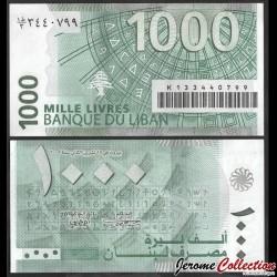 LIBAN - Billet de 1000 Livres - 2008 P84b