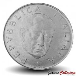 ITALIE - PIECE de 100 Lire - Centenaire de la naissance du physicien Guglielmo Marconi - 1974