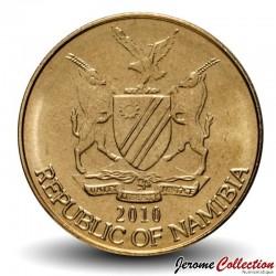 NAMIBIE - PIECE de 1 Dollar - Aigle