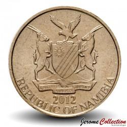 NAMIBIE - PIECE de 5 Dollars - Aigle