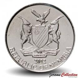 NAMIBIE - PIECE de 10 Cents  - Arbre Acacia erioloba