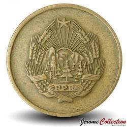 ROUMANIE - PIECE de 5 Bani - 1956