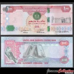 EMIRATS ARABES UNIS - Billet de 100 Dirhams - 2018 P30g