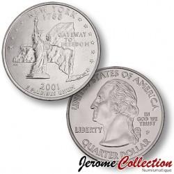 ETATS-UNIS / USA - PIECE de 25 Cents (Quarter States) - New York