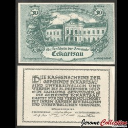 AUTRICHE - Billet de 30 Heller - Eckartsau - 1920 N#208566