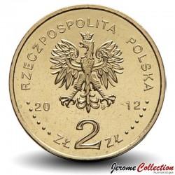 POLOGNE - PIECE de 2 ZLOTE - 150 ans du musée national de Varsovie - 2012