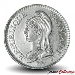 FRANCE - PIECE de 1 Franc - Bicentenaire de la République française - 1992 Km#1004