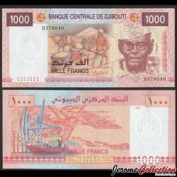 DJIBOUTI - Billet de 1000 Francs - Chameau - 2020 P42b