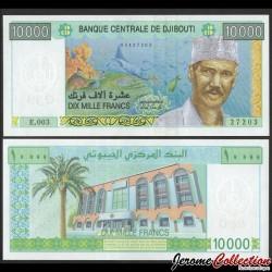 DJIBOUTI - Billet de 10000 Francs - 2020 P45b