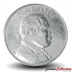 MALAWI - PIECE de 10 Tambala - Epis de maïs - 1995