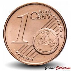 FINLANDE - PIECE de 1 Cent d'Euro - Le lion de Finlande - 1999