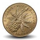 RWANDA - PIECE de 20 Francs - Régime de bananes - 1977