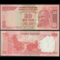 INDE - Billet de 20 Roupies - Gandhi - Lettre L - 2018