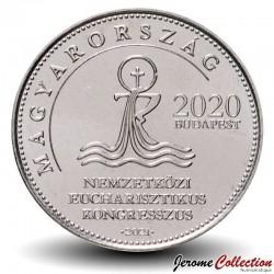HONGRIE - PIECE de 50 FORINT - 52e Congrès eucharistique international - 2021 N#303850