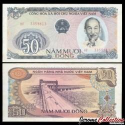 VIETNAM - Billet de 50 Dong - 1985