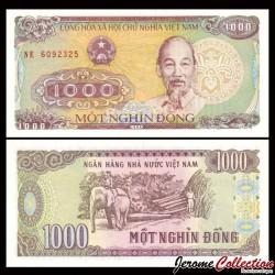 VIETNAM - Billet de 1000 Dong - 1988