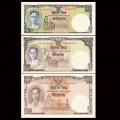 THAILANDE - Billet TRIPLE de 16 Baht - 2007 P117a