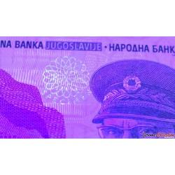 YOUGOSLAVIE - Billet de 100 Dinara - Tito - 1989 / 2016