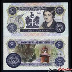 NEW FOUNDLAND / TERRE-NEUVE-ET-LABRADOR / CANADA - Billet de 1 DOLLAR - 2017