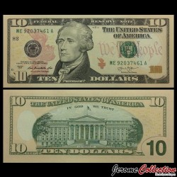 ETATS UNIS - Billet de 10 DOLLARS - 2013 - H(8) St. Louis