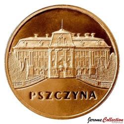 POLOGNE - PIECE de 2 ZLOTE - Villes de Pologne : Pszczyna - 2006