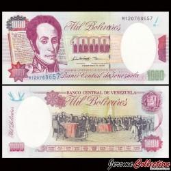 VENEZUELA - Billet de 1000 Bolivares - 1998 P76c