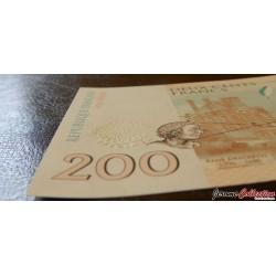 FRANCE - Billet de 200 Francs - Descartes - 2015