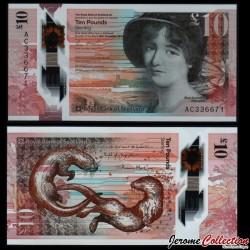 ECOSSE - Billet de 10 Pounds 2016 - Royal Bank of Scotland - Polymer