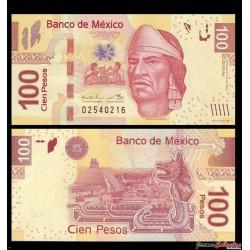 MEXIQUE - Billet de 100 Pesos - 19.12. 2012