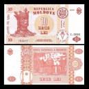 MOLDAVIE - Billet de 10 Lei - 2009