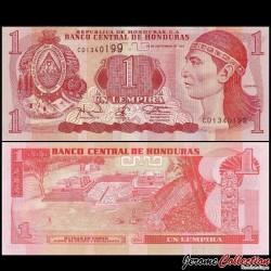 HONDURAS - Billet de 1 Lempira - 18.09.1997