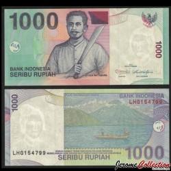 INDONESIE - Billet de 1000 Rupiah - 2013