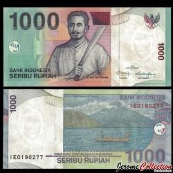 INDONESIE - Billet de 1000 Rupiah - 2012 P141l