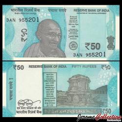 INDE - Billet de 50 Roupies - 2017