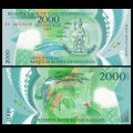 VANUATU - Billet de 2000 Vatu - Polymer - 2014 P14a