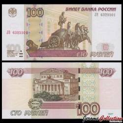 RUSSIE - Billet de 100 Roubles - 2004