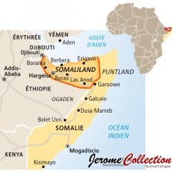 SOMALILAND - Billet de 5000 Shillings - 2015