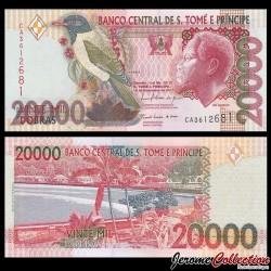 SAO TOMÉ-ET-PRINCIPE - Billet de 20000 Dobras - 10.12.2010