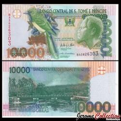 SAO TOMÉ-ET-PRINCIPE - Billet de 10000 Dobras - 31.12.2013 P66d