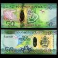 SALOMON (ILES) - Billet de 50 DOLLARS - 2013 / 2017