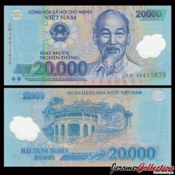 VIETNAM - Billet de 20000 Dong - Polymer - 2014