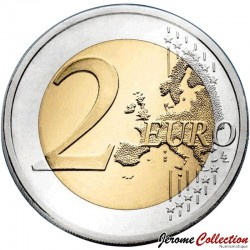 BELGIQUE - PIECE de 2 EURO - Introduction de l'euro - 2012