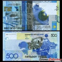 KAZAKHSTAN - Billet de 500 Tenge - 2006
