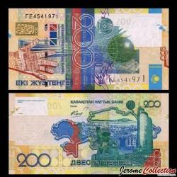 KAZAKHSTAN - Billet de 200 Tenge - 2006