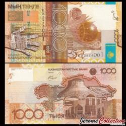 KAZAKHSTAN - Billet de 1000 Tenge - 2006